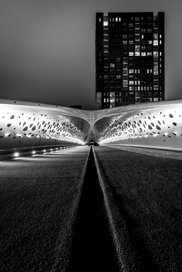 Parkbrug