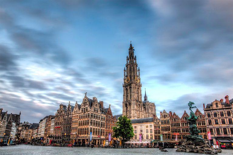 Grote markt van Antwerpen