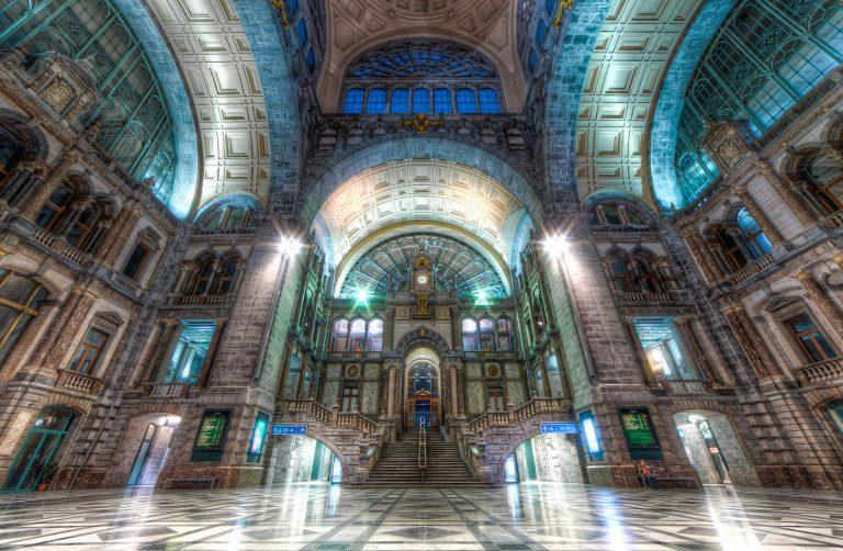 Centraal station – Inkomhal