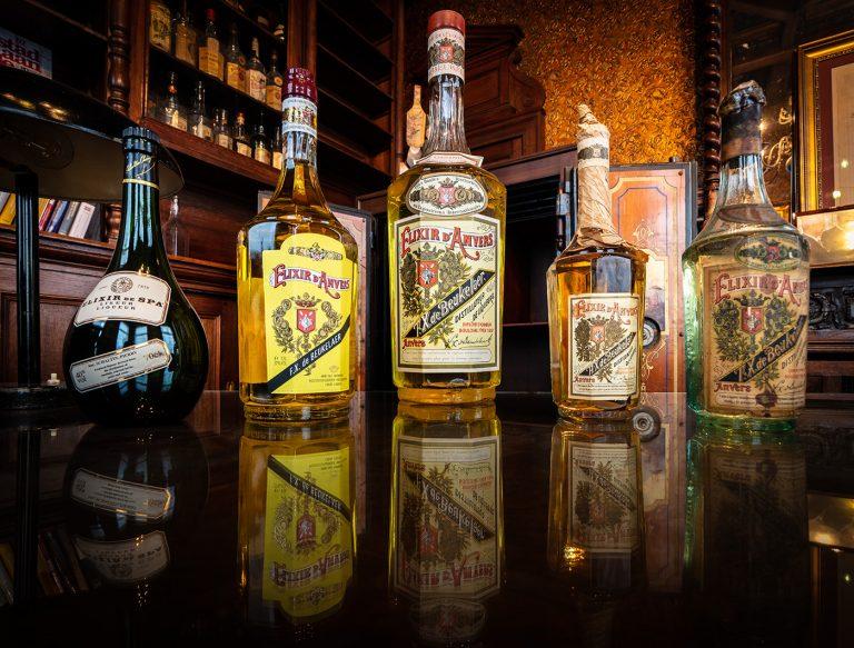 Elixir d'Anvers stokerij